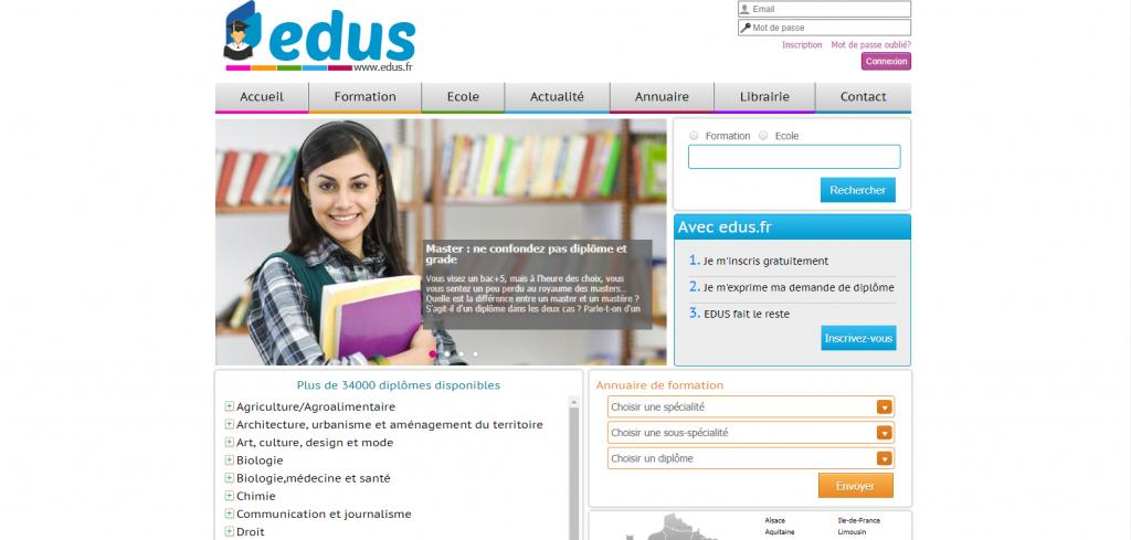 EDUS.FR